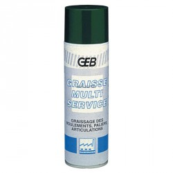 GRAISSE MULTISERVICE 1695 TUBE 125ML RÉF 651145