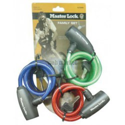 PACK 3ANTIVOLS VELO MG COULEUR