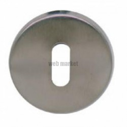 PE ROSACES 52MM INOX CLE L