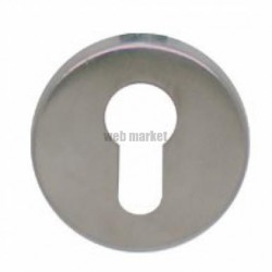 PE ROSACES 52MM INOX CLE I