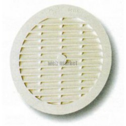 GRILLE RONDE AM 123MM UBC110