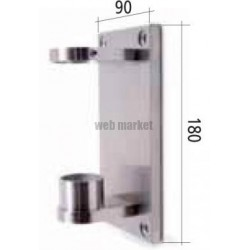 SUPPORT MURAL RECTANGLE TUB 42
