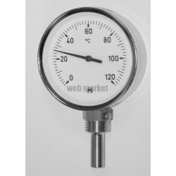 THERMOMETRE RADIAL 80MM T080R