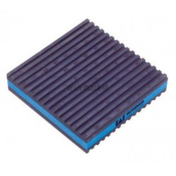 PLAQUE ANTI VIBRATION 10X10X2