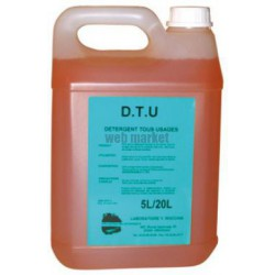 B/ 5L DETERGENT TT USAGES PIN