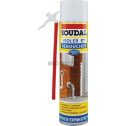 B/500ML MOUSSE SOUDAL DIY