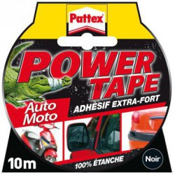 RL POWER TAPE NOIR 25MX 50MM