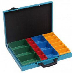 COFFRET 18 CASIERS MODULO 207
