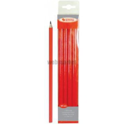CRAYON CHARPENTIER STAND ROUGE