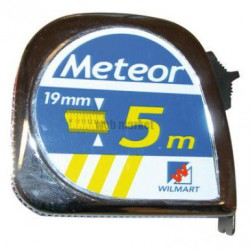METRE RUBAN ABS CHROME 8M