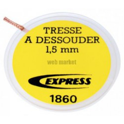 TRESSE A DESSOUDER 1,5MM 1860