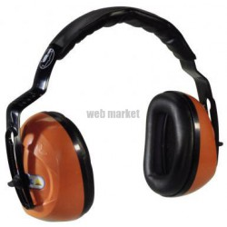 CASQUE ANTIBRUIT SEPANG ORANGE
