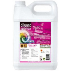 BIDON 5L DILUANT SYNTHETIQUE