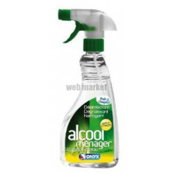 500ML ALCOOL MENAGER CITRON