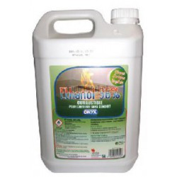 5L COMBUSTIBLE ETHANOL 96%
