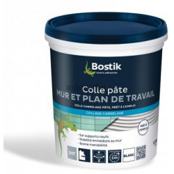 1KG5 COLLE CARRELAGE PATE