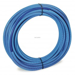 TUBE GAINÉ EN COURONNE BLEU PER BETAPEX-RETUBE DIAM 12 EP : 1,1 MM LG : 60 M RÉF B621004002