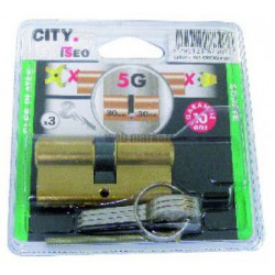 BL/CYL 2E CITY 5G LT 30X30 3CL