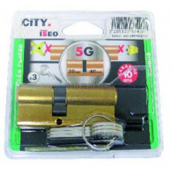 BL/CYL 2E CITY 5G LT 30X60 3CL