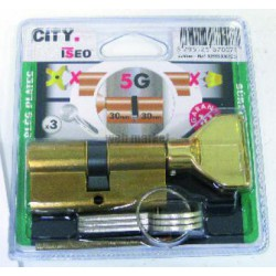 BL/CYL BT CITY 5G LT 30X30 3CL
