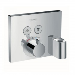 SET DE FINITION POUR MITIGEUR THERMOSTATIQUE SHOWERSELECT ENCASTRÉ - RÉF. 15765000