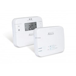 THERMOSTAT PROGRAMMABLE HEBDOMADAIRE ALTHC014I RF