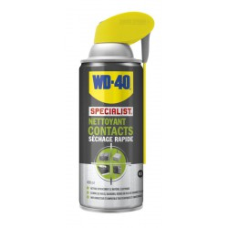 WD 40 SPECIALIST NETTOYANT CONTACTS 400ML RÉF. 33368