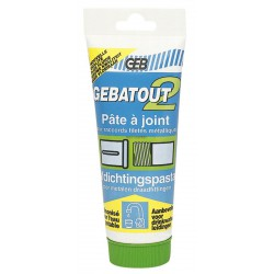 PÂTE À JOINT GEBATOUT 2 - TUBE PEGBOARDABLE DE 250 G
