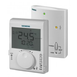 THERMOSTAT D'AMBIANCE GRAND LCD JOURNALIER KIT RF RÉF S55770-T380