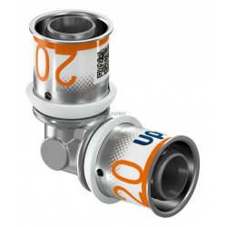 Coude 20-20 Réf. 1070524 UPONOR