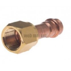 RACCORD FLARE SUPBINFMAXIPRO CUIVRE 3/8
