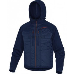 VESTE MOOVE MARINE/ORANGE L