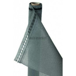 MAILLE OMBRA HAIE GRIS 1MX10M