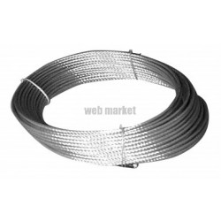 CABLE INOX AISI316 7X7F 2,5