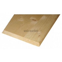 TABLETTE SAPIN BR 2000X400X18